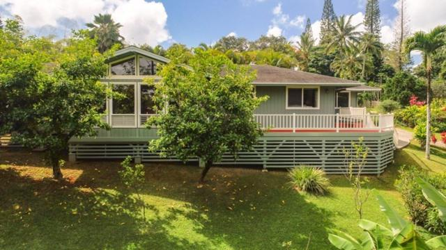 563 Puuopae Rd, Kapaa, HI 96746 (MLS #615533) :: Kauai Exclusive Realty