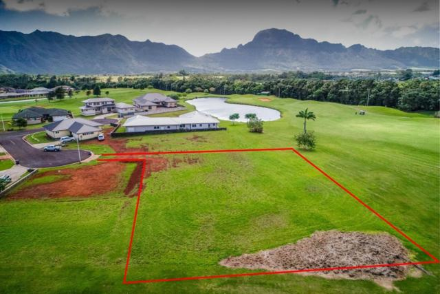 Address Not Published, Lihue, HI 96766 (MLS #615577) :: Kauai Exclusive Realty