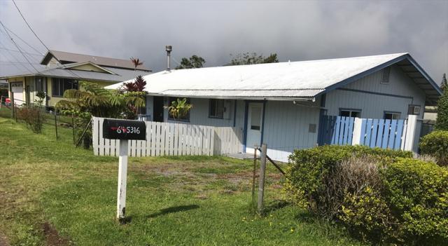 64-5316 Nuuanu St, Kamuela, HI 96743 (MLS #615827) :: Elite Pacific Properties