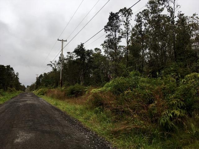 11-2202 Kokokahi Rd, Volcano, HI 96785 (MLS #615892) :: Elite Pacific Properties