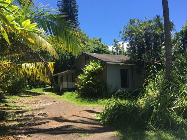 5-6581 Kuhio Hwy, Hanalei, HI 96714 (MLS #615969) :: Elite Pacific Properties
