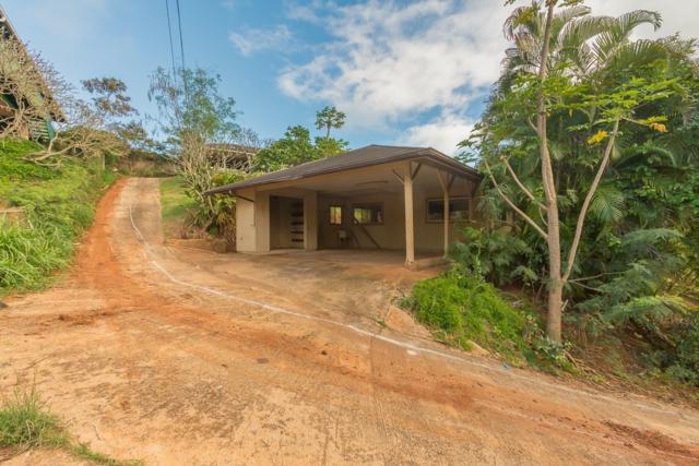 4930 Hauaala Rd, Kapaa, HI 96746 (MLS #616002) :: Elite Pacific Properties