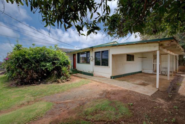 5595 Kawaihau Rd, Kapaa, HI 96746 (MLS #616003) :: Kauai Exclusive Realty