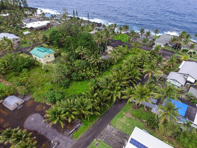 Puhi Street, Pahoa, HI 96778 (MLS #616223) :: Elite Pacific Properties
