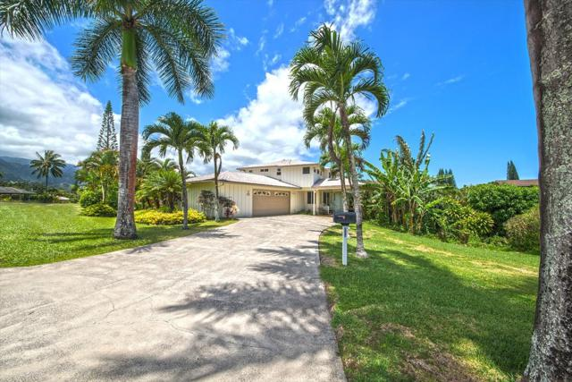 4174 Kekuanaoa Ln, Princeville, HI 96722 (MLS #616240) :: Kauai Exclusive Realty