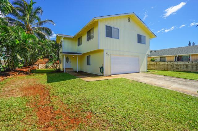 5424 Kula Mauu St, Kapaa, HI 96746 (MLS #616332) :: Aloha Kona Realty, Inc.