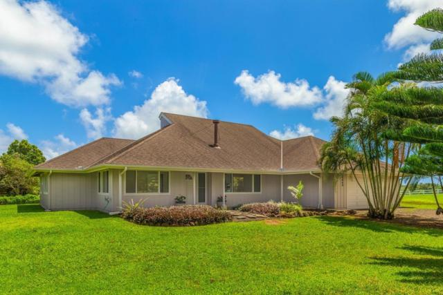 4660 Kapuna Road, Kilauea, HI 96754 (MLS #616490) :: Kauai Exclusive Realty