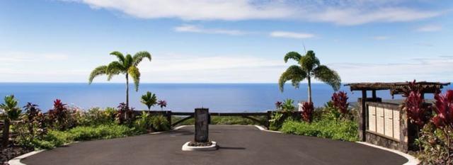 85-4485 Halakahi Place, Captain Cook, HI 96704 (MLS #616520) :: Elite Pacific Properties