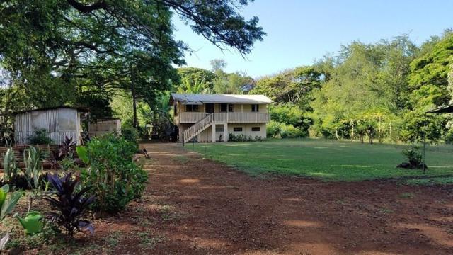 4940 Awawa Rd, Hanapepe, HI 96716 (MLS #616768) :: Kauai Exclusive Realty