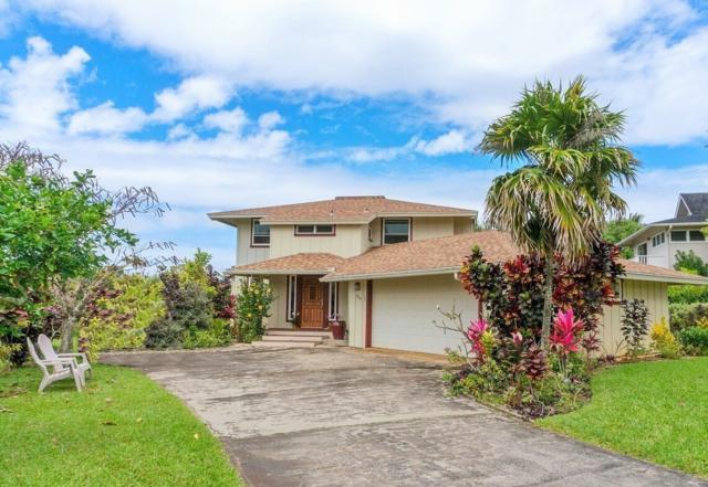 4204 Kekuanaoa Ln, Princeville, HI 96722 (MLS #616786) :: Elite Pacific Properties