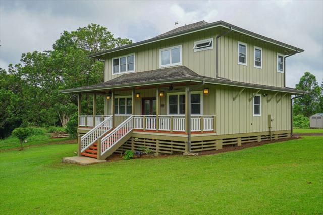 1444 Kanepoohui Rd, Kapaa, HI 96746 (MLS #616854) :: Kauai Exclusive Realty