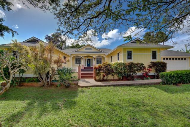 3031 Lauae Pl, Koloa, HI 96756 (MLS #616880) :: Elite Pacific Properties