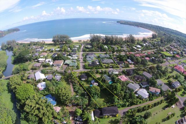 5-5501 Kuhio Hwy, Hanalei, HI 96714 (MLS #616910) :: Elite Pacific Properties