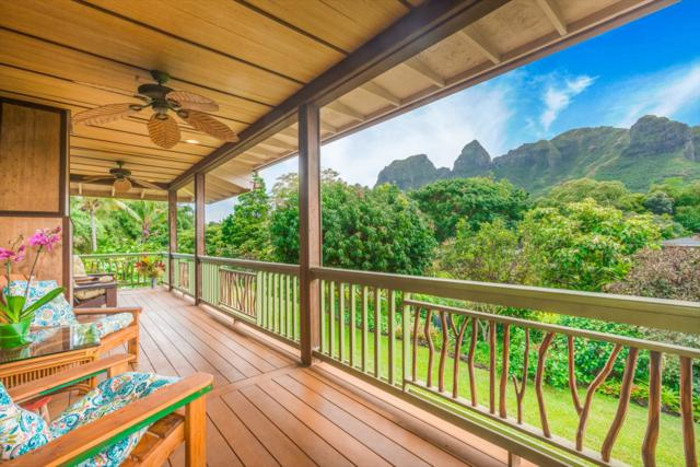 4-4911 Kuhio Hwy, Anahola, HI 96703 (MLS #616929) :: Elite Pacific Properties