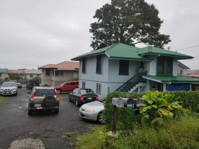 1521 Kinoole St, Hilo, HI 96720 (MLS #616958) :: Aloha Kona Realty, Inc.