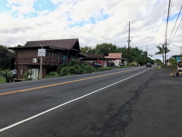 81-6587 Mamalahoa Hwy, Kealakekua, HI 96750 (MLS #617009) :: Elite Pacific Properties