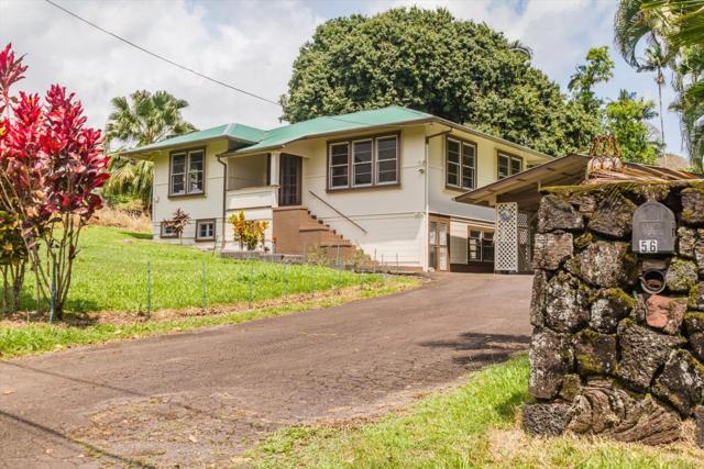 56 Amauulu Rd, Hilo, HI 96720 (MLS #617018) :: Elite Pacific Properties