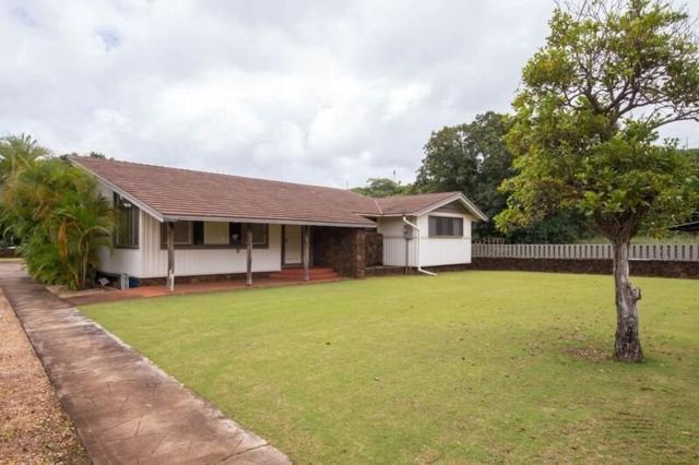 1-3887 Kaumualii Hwy, Hanapepe, HI 96716 (MLS #617101) :: Kauai Exclusive Realty