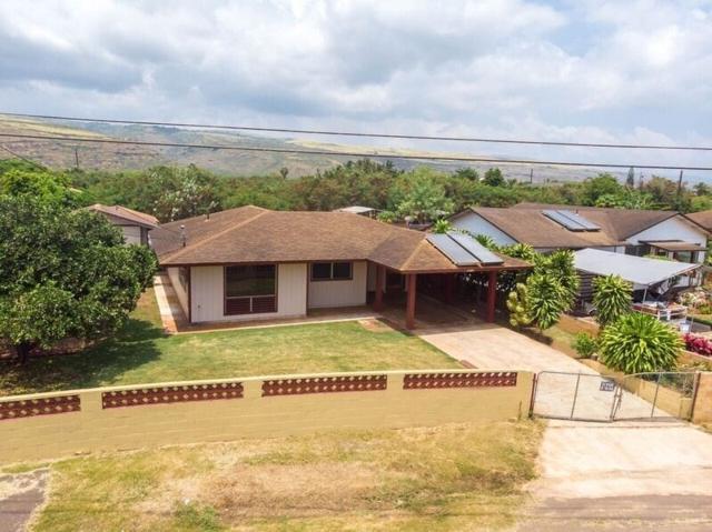 8511 Ou St, Kekaha, HI 96752 (MLS #617142) :: Elite Pacific Properties