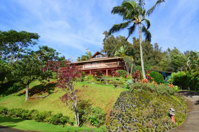 4309 Kalaheo Dr, Kalaheo, HI 96741 (MLS #617176) :: Kauai Exclusive Realty