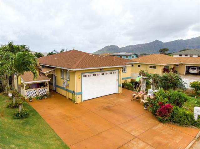 3124 Unahe St, Lihue, HI 96766 (MLS #617381) :: Elite Pacific Properties