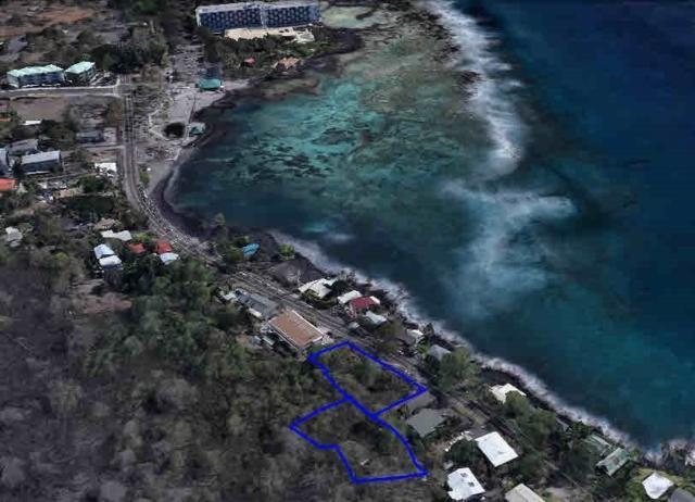78-6659 Alii Dr, Kailua-Kona, HI 96740 (MLS #617450) :: Elite Pacific Properties