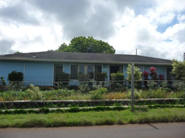 5125 Laipo Rd, Kapaa, HI 96746 (MLS #617452) :: Aloha Kona Realty, Inc.