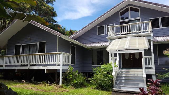 160 Kaiwiki Rd, Hilo, HI 96720 (MLS #617458) :: Elite Pacific Properties