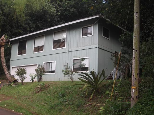4568 Kuli Road, Kalaheo, HI 96741 (MLS #617482) :: Kauai Exclusive Realty
