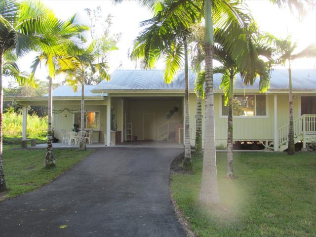 15-2758 Kawakawa St, Pahoa, HI 96778 (MLS #617522) :: Aloha Kona Realty, Inc.