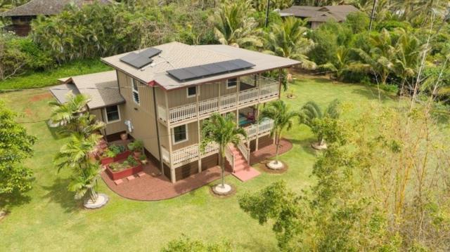5047-B Aliomanu Rd, Anahola, HI 96703 (MLS #617524) :: Kauai Exclusive Realty
