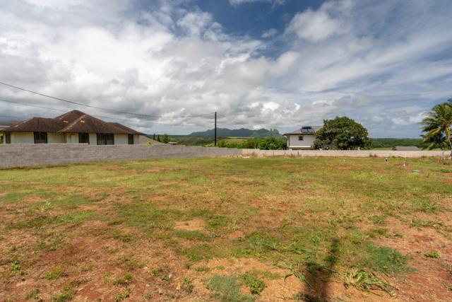 4722 Mailihuna Rd, Kapaa, HI 96746 (MLS #617534) :: Kauai Real Estate Group
