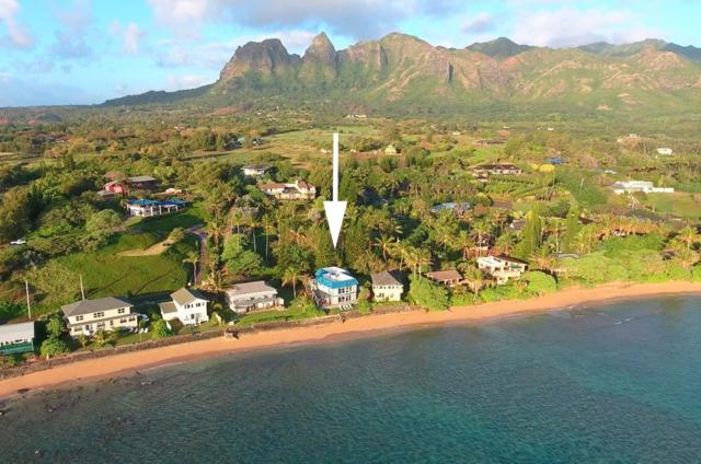 4926 Aliomanu Rd, Anahola, HI 96703 (MLS #617535) :: Kauai Exclusive Realty