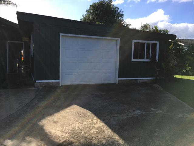 4433 Aalona St, Kilauea, HI 96754 (MLS #617752) :: Kauai Exclusive Realty