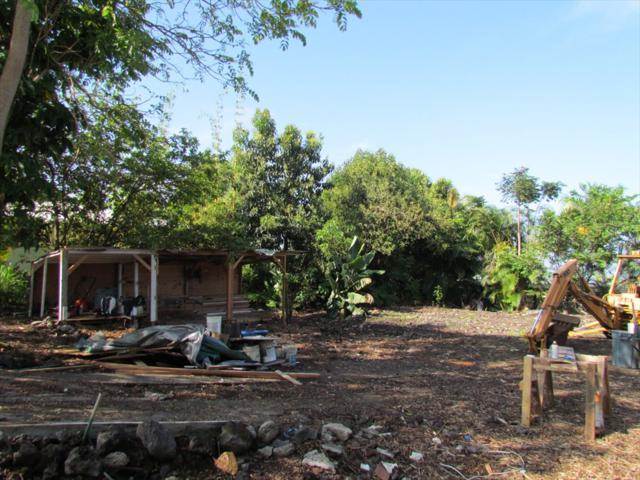 81-6357 Mamalahoa Hwy, Captain Cook, HI 96704 (MLS #617763) :: Song Real Estate Team/Keller Williams Realty Kauai