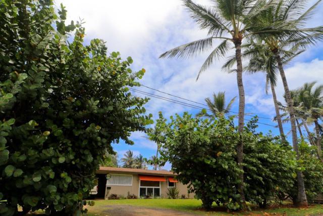 4234 Pilikai Rd, Anahola, HI 96703 (MLS #617787) :: Kauai Real Estate Group