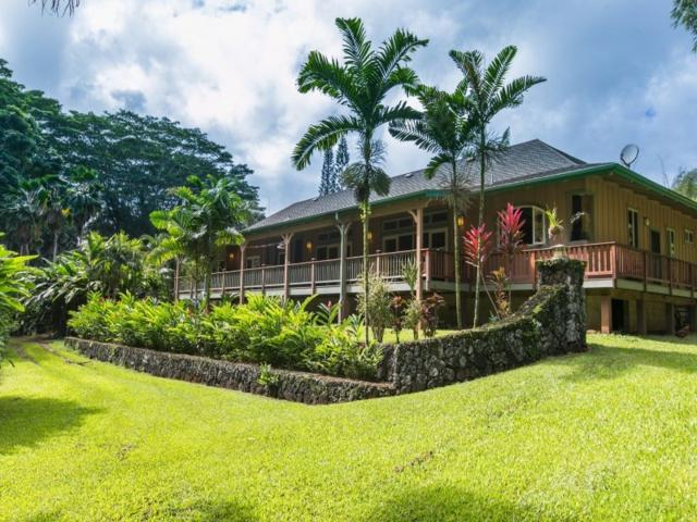 4631 Kahiliholo Rd, Kilauea, HI 96754 (MLS #617805) :: Kauai Real Estate Group
