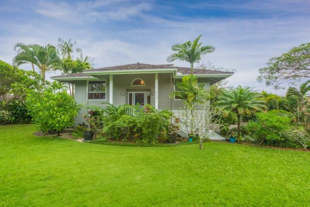 4009 Kaikioewa Pl, Princeville, HI 96722 (MLS #617859) :: Kauai Exclusive Realty