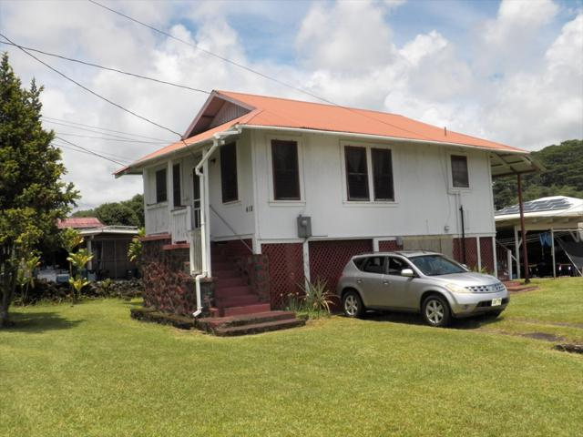 418 Kukuau St, Hilo, HI 96720 (MLS #617865) :: Elite Pacific Properties