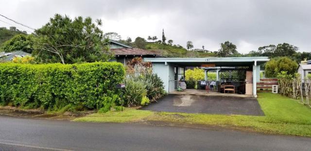 131 Lihau St, Kapaa, HI 96746 (MLS #617906) :: Kauai Exclusive Realty