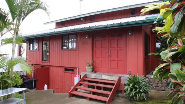 82-1213 Greenwell Mountain Rd, Captain Cook, HI 96704 (MLS #617933) :: Elite Pacific Properties