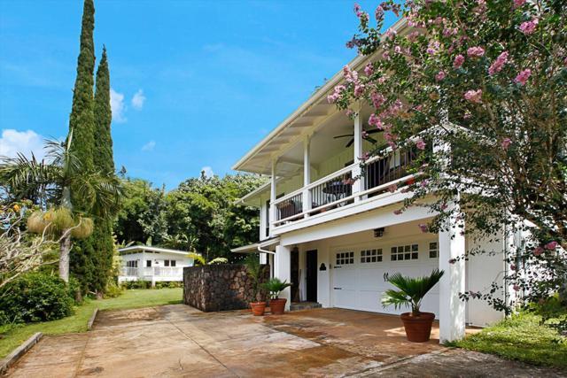 3821 Omao Rd, Koloa, HI 96756 (MLS #617999) :: Elite Pacific Properties