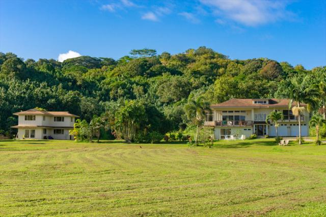 3727 Anini Rd, Kilauea, HI 96754 (MLS #618002) :: Kauai Exclusive Realty