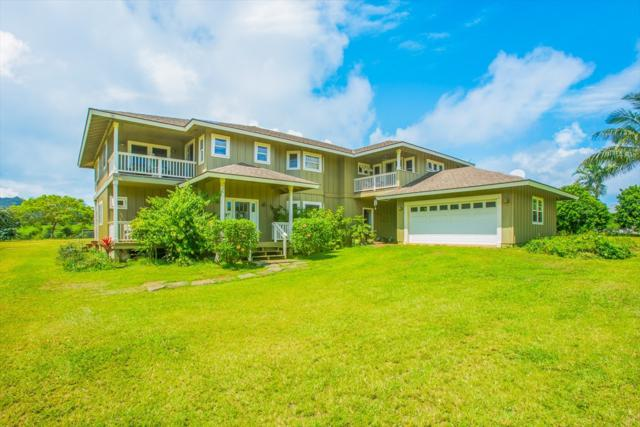 7761 Koolau Rd, Kilauea, HI 96754 (MLS #618085) :: Kauai Exclusive Realty