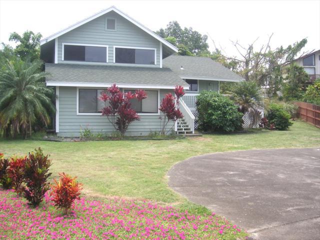 75-5785 Elena Pl, Kailua-Kona, HI 96740 (MLS #618087) :: Elite Pacific Properties