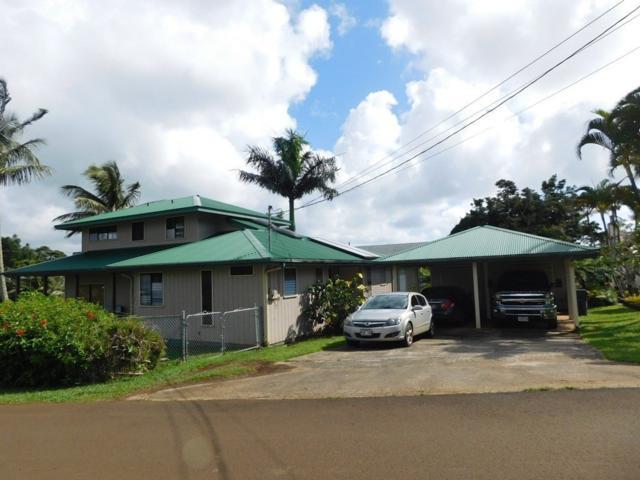 5890 Lokelani Rd, Kapaa, HI 96746 (MLS #618135) :: Kauai Exclusive Realty