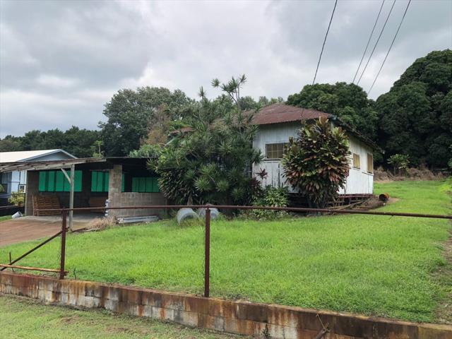 96-3176 Pakalana St, Pahala, HI 96777 (MLS #618184) :: Aloha Kona Realty, Inc.