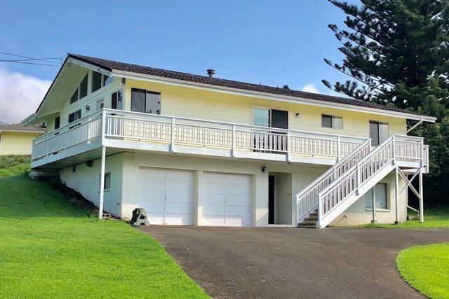 64-5216 Puu Nohea St, Kamuela, HI 96743 (MLS #618258) :: Elite Pacific Properties