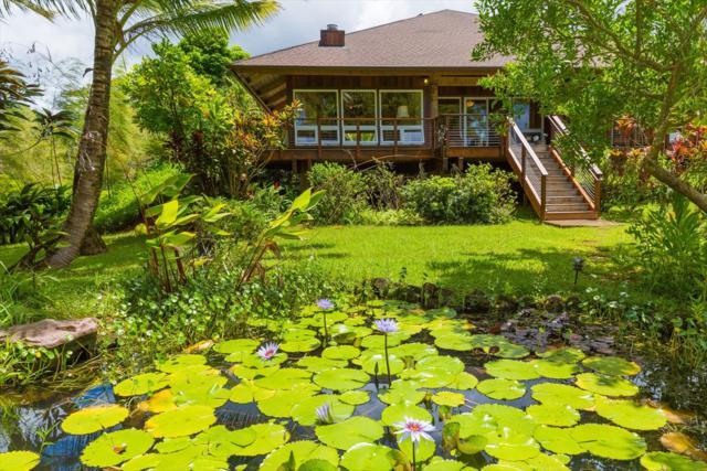 6242-A Kahiliholo Rd, Kilauea, HI 96754 (MLS #618326) :: Elite Pacific Properties