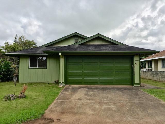 4223 Kole Pl, Lihue, HI 96766 (MLS #618366) :: Kauai Exclusive Realty